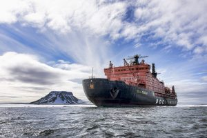 Arctic, Ship, Rosatom, Nuclear, Nuclear powered icebreaker