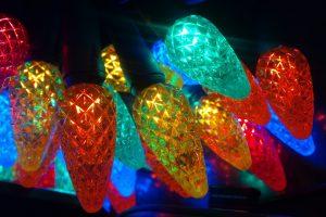 LEDs, Christmas