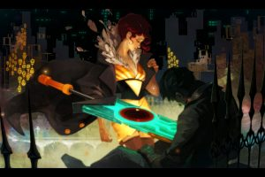 Transistor, Red (Transistor), Supergiant Games