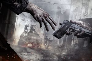 Homefront: The Revolution, Video games