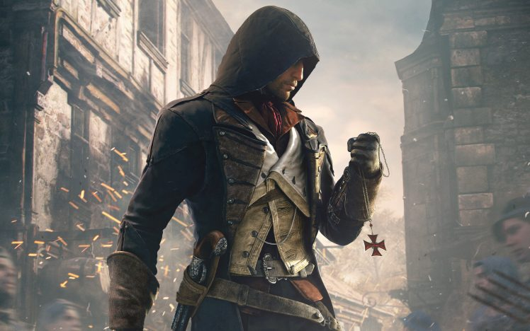 Video Games Assassins Creed Syndicate Wallpapers Hd Desktop And Mobile Backgrounds