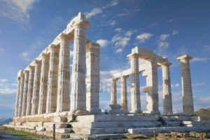 Greek, Architecture, Building, Greece, Ancient, Temple of Poseidon