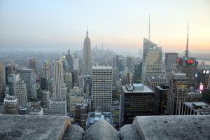 city, Skyscraper, New York City, USA