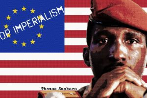 Sankara, African, USA, European Union