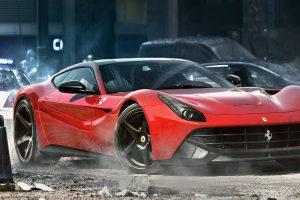 Ferrari, Ferrari F12, Street, Car, Need for Speed