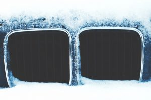 car, Vehicle, BMW, BMW E34, Kidney Grille, Snow