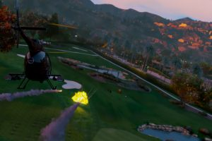 Mod, Grand Theft Auto V, Redux, Helicopter