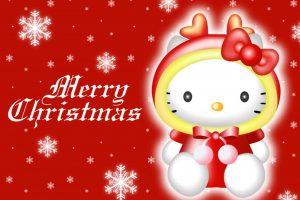 hello, Kitty, White, Cartoon, Cat, Cats, Kitten, Girl, Girls, Hkitty, Comics, Game