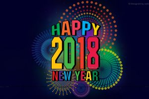 2018 Wallpaper, Happy New Year 2018, Happy New Year Wallpapers, Hd New Years Wallpapers, New Year, Santa