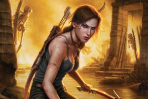 Lara Croft, Women, Tomb Raider, Video games