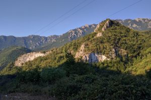 Italy, Liguria, Mountains, Landscape