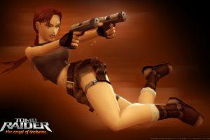 Lara Croft, Tomb Raider, Tomb Raider: The Angle of Darkness, Tomb Raider VI: The Angel of Darkness
