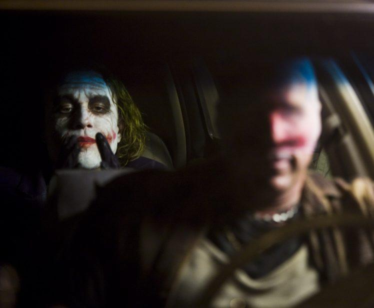 Joker, The Dark Knight, Movies HD Wallpaper Desktop Background