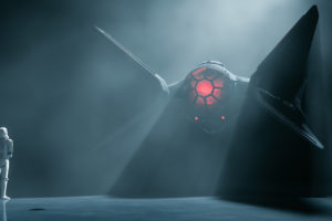 stormtrooper, Jason Battersby, Digital art, Concept art, Star Wars, TIE Fighter