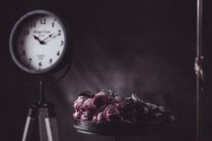 E I K K O N, Dead, Flowers, Time, 500px