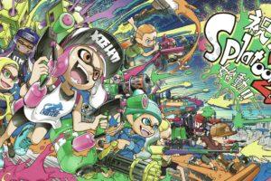 Splatoon, Splatoon 2, Nintendo Switch, Nintendo, Inkling