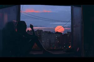 smoking, Sun, Artwork