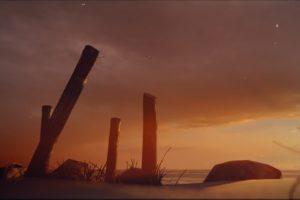 Gamer, Life Is Strange, Video games, Beach, Sunset, Sky