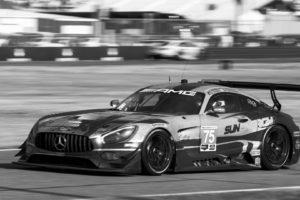 race cars, Mercedes Benz, Monochrome