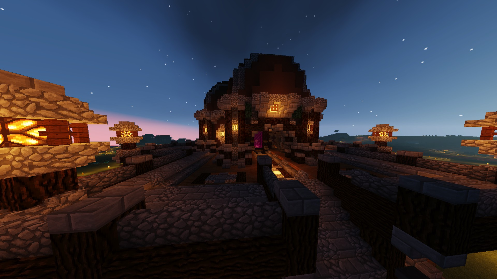 Minecraft, Shaders Wallpapers HD / Desktop and Mobile ...