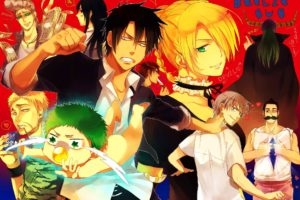 Beelzebub, Anime, Tatsumi Oga