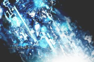 anime, Anime boys, Sword Art Online, Kirigaya Kazuto, Laser swords, Blue