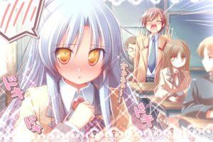 anime, Anime girls, Angel Beats!