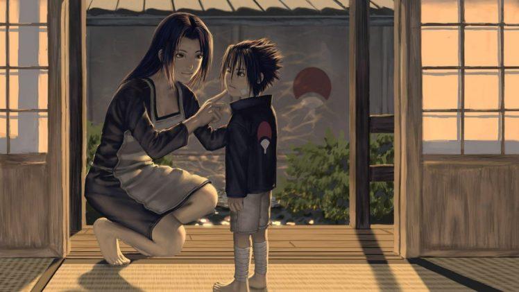 139937 anime Naruto Shippuuden Uchiha Sasuke anime boys Uchiha Mikoto