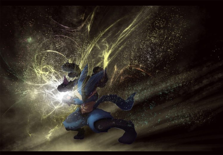 Lucario, Pokemon HD Wallpaper Desktop Background
