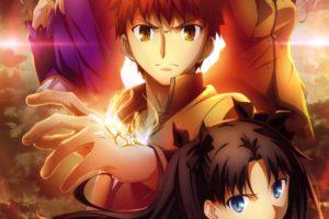 Fate Series, Tohsaka Rin, Shirou Emiya