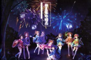 Love Live!, Anime girls, Long hair, Yazawa Nico, Nishikino Maki, Ayase Eri, Toujou Nozomi, Kousaka Honoka, Sonoda Umi, Minami Kotori, Koizumi Hanayo, Hoshizora Rin