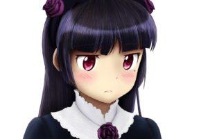 Gokou Ruri, Anime, Anime girls, Ore no Imouto ga Konnani Kawaii Wake ga Nai