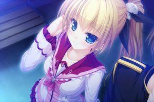 anime girls, Anime, Usotsuki Ouji to Nayameru Ohime sama  Princess Syndrome , Tsukioka Izumi