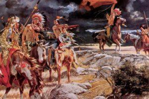 native, American, Indian, Western,  51