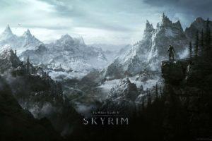 elder, Scrolls, Fantasy, Action, Rpg, Mmo, Online, Artwork, Fighting, Skyrim