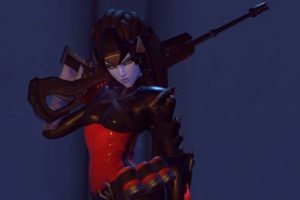 overwatch, Shooter, Action, Fighting, Mecha, Sci fi, Futuristic, Warrior
