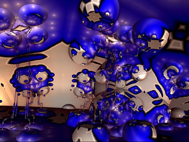 fractal, Abstract, Abstraction, Art, Artwork HD Wallpaper Desktop Background