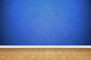 3d, View, Blue, Minimalistic, Wall