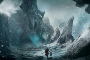 fantasy, Art, Artwork, Landscape, Nature, Adventure, Warrior