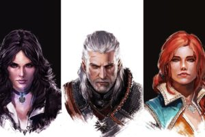 witcher, 3, Wild, Hunt, Fantasy, Action, Fighting, Warrior, Dark