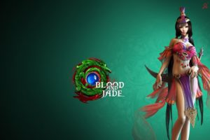 blood, And, Jade, Asian, Fantasy, Mmo, Rpg, Action, Fighting, Gods, Martial, Kung, Strategy, 1bjade, Adventure, Girl, Warrior, Sexy, Babe
