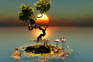 fantasy, Landscape, Art, Artwork, Nature