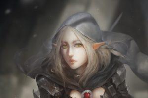 elf, Elves, Fantasy, Art, Artistic