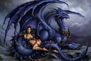 arts, Collar, Dragon, Chain, Candra, Legs, Girls