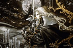 alucard, Fantasy, Art, Castlevania, Artwork
