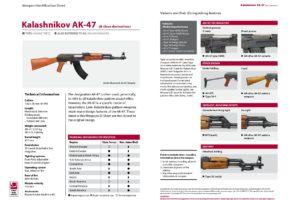 kalashnikov, Ak 47, Weapon, Gun, Military, Rifle, Poster