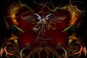 dragons, Fantasy, Art