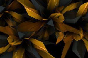 polygon, Art, Abstract