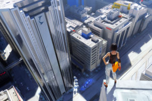 video, Games, Mirrors, Edge, Urban, Faith, Connors