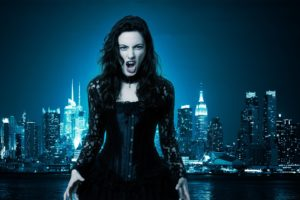 vampire, Gothic, City, Cities, Dark, Horror